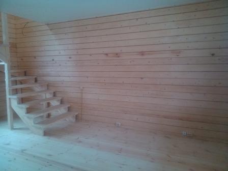 Выключатели в деревянном доме