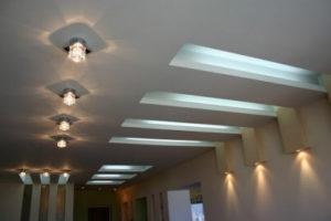 Повешенные светильники
