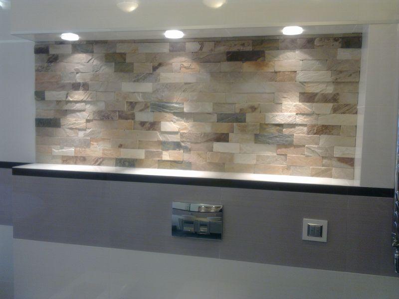 Светильники на стене
